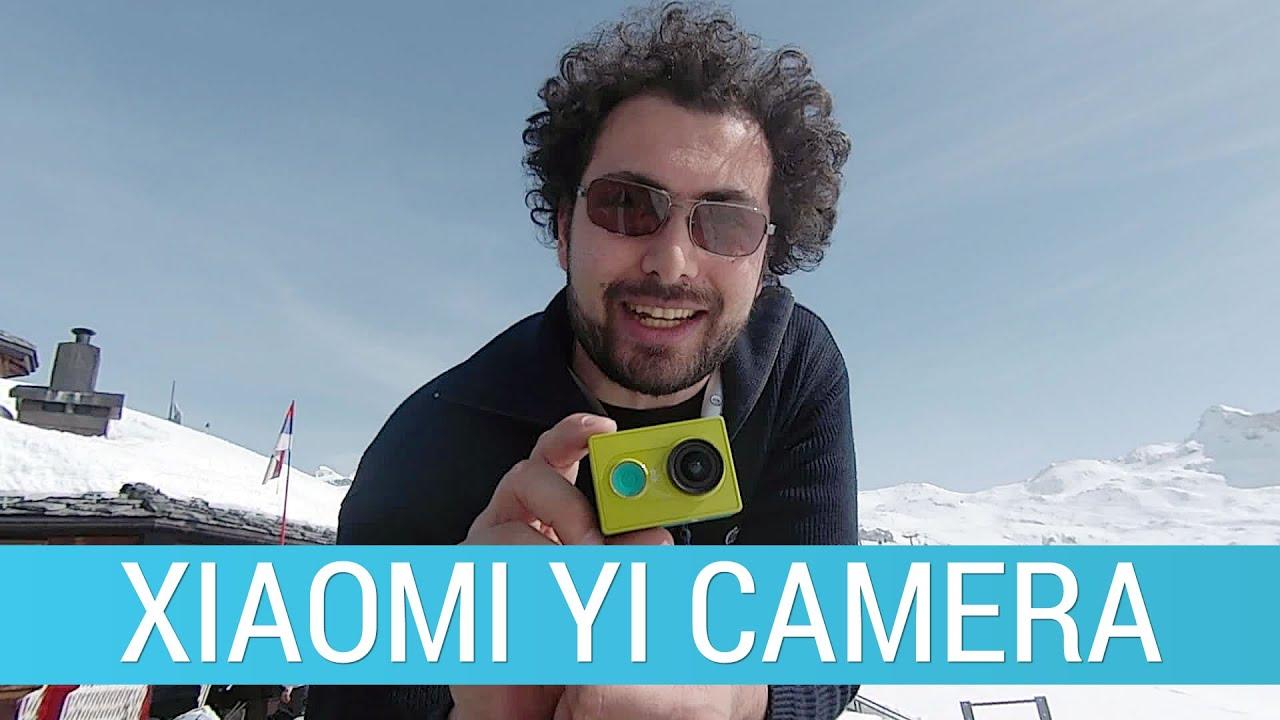 Xiaomi YI Action CAM: la Recensione di HDblog.it