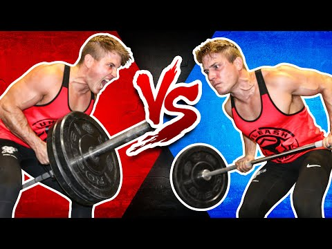 Barbell Bent - Over Row Vs T-Bar Row | WHICH BUILDS A THICKER & WIDER BACK?