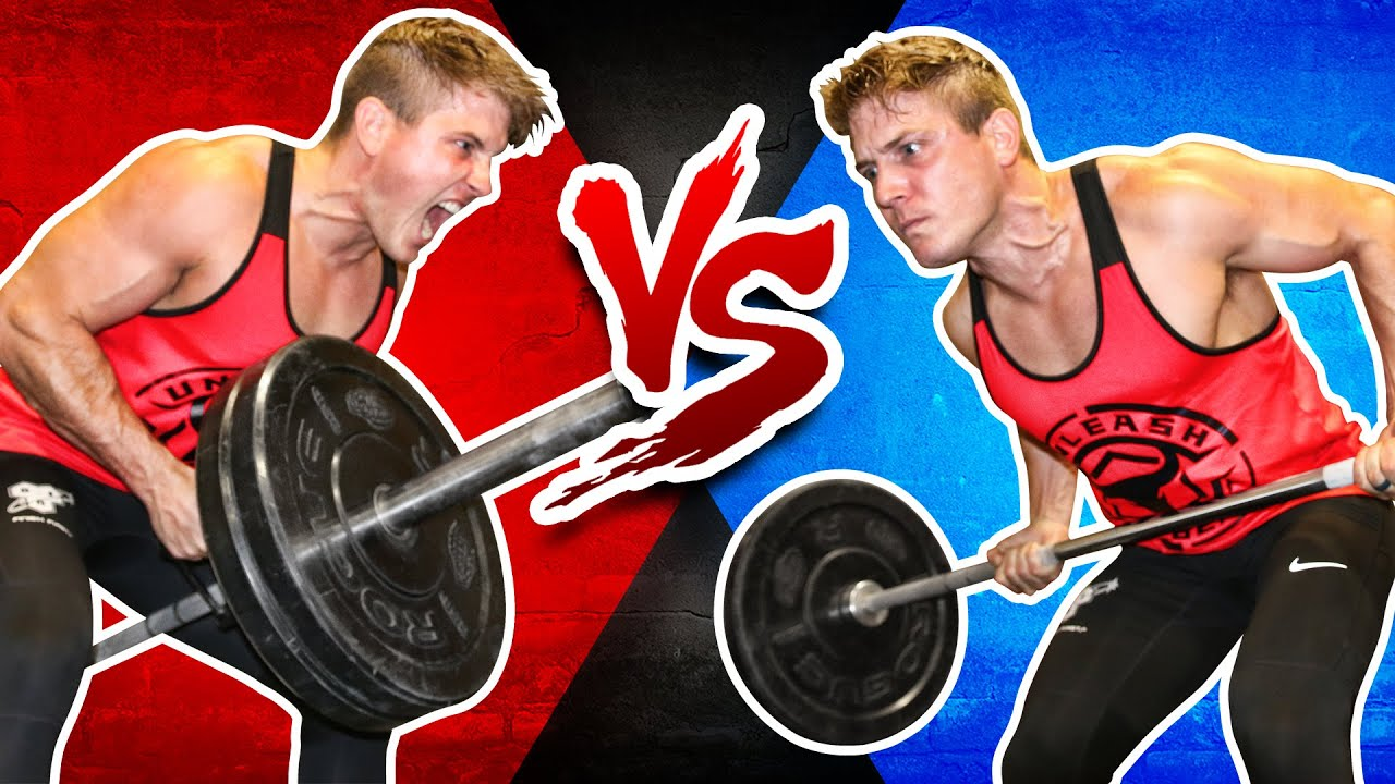 Barbell Bent-Over Row Vs T-Bar Row   WHICH BUILDS A THICKER & WIDER BACK?
