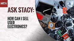 How Can I Sell Used Electronics?