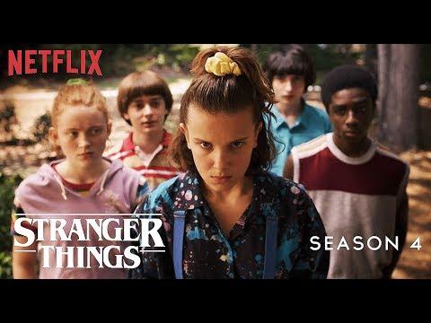 Stranger Things Season 4 Teaser (2020)