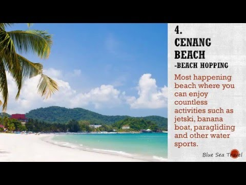Langkawi Top 10 Attractions | Blue Sea Travel