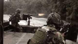 Infantería de Marina Colombia SWCC