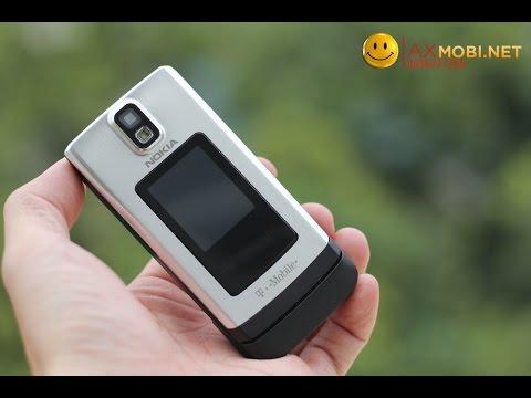 Điện thoại cổ : NOKIA 6650D T-mobile