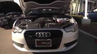Обзор автомобиля Audi A6 (2014)