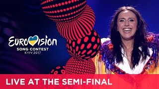 Jamala - Zamanyly - Interval Act - First Semi-Final - 2017 Eurovision Song Contest