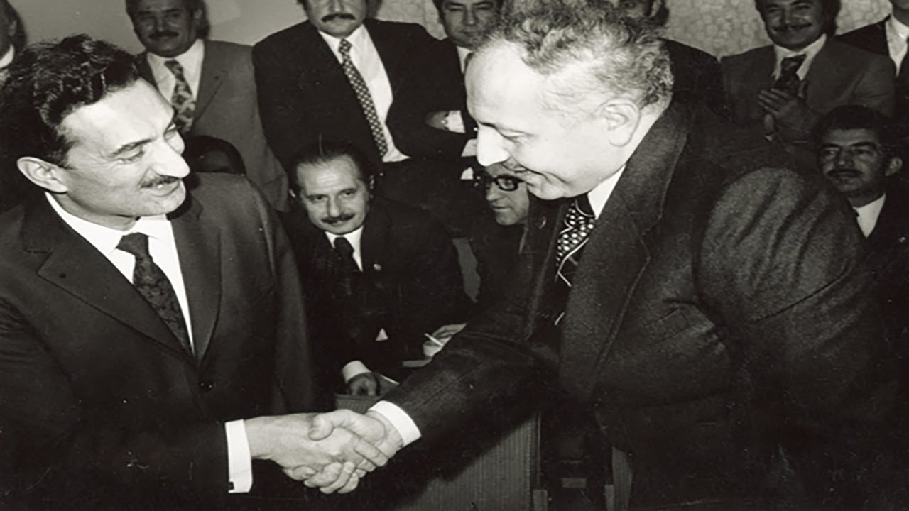 Necmettin Erbakan Kıbrıs Barış Harekatı ve Ecevit Polemiği - YouTube