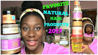 FAVORITE NATURAL HAIR PRODUCTS 2017 (Updated)