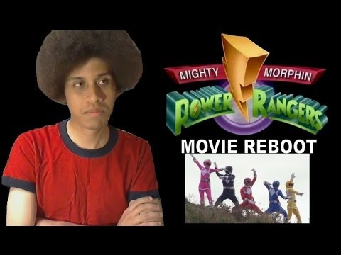 Mighty Morphin Power Rangers Movie Reboot - My honest thoughts