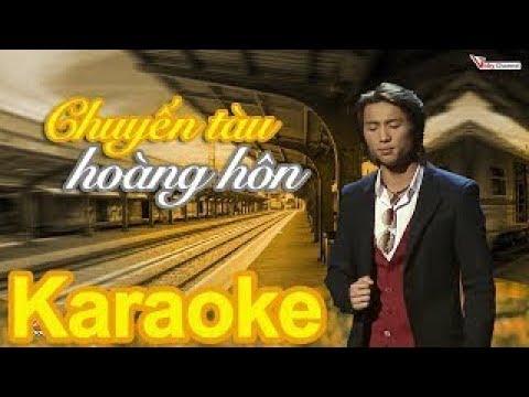Chuyến Tàu Hoàng Hôn Karaoke -  Đan Nguyên