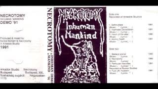 Necrotomy - Selfmutilate