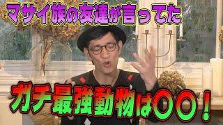 【太田上田#75未公開】柴田さんが最強の動物について解説しました