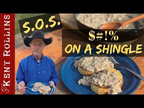 S.O.S.| Creamed Beef On Toast