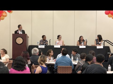 First-generation College Students: Panel Discussion