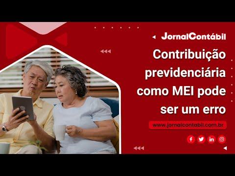 Contribuição previdenciária como MEI pode ser um erro