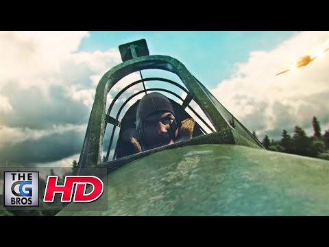 "CGI 3D Animated Trailers: ""303 Squadron: Battle of Britain""  - by FUSIONFX"