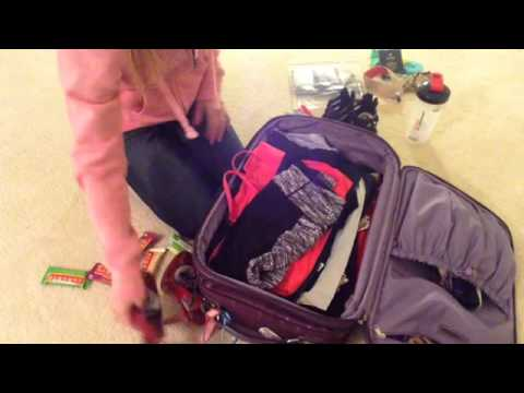 how to pack one week in a carry on