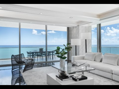 Designer-Finished Corner Residences At Oceana Bal Harbour