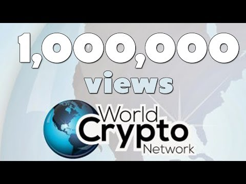 World Crypto Network celebrates 1,000,000 Views!