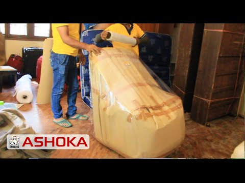 Recliner Packing and Moving by Ashoka Packers and Movers
