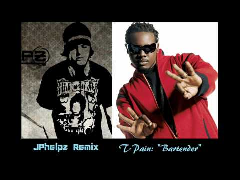 T-Pain - Bartender (JPhelpz Remix) [Free Download]