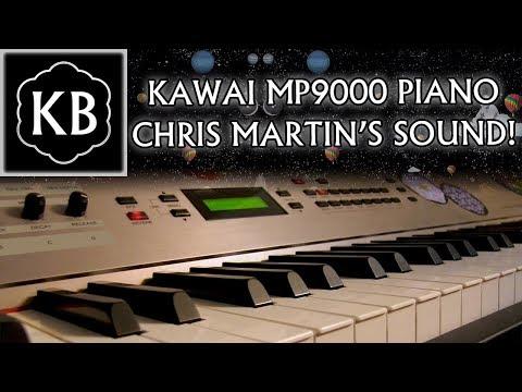 Kawai MP9000 Piano (Chris Martin's Sound!)