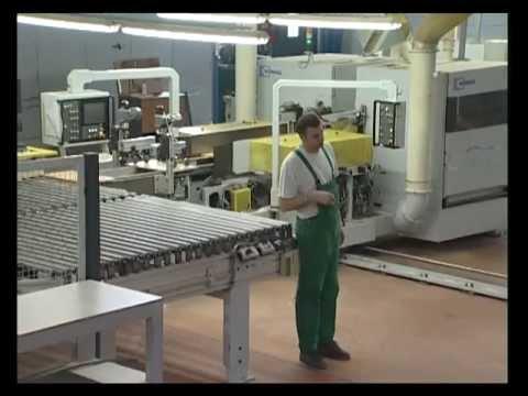 Vidéo de technicien/ne de fabrication de mobilier et de menuiserie
