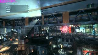 Batman: Arkham Knight PC GTX 970 Overclocked 2160x1350P High Graphics Settings| Frame Rate