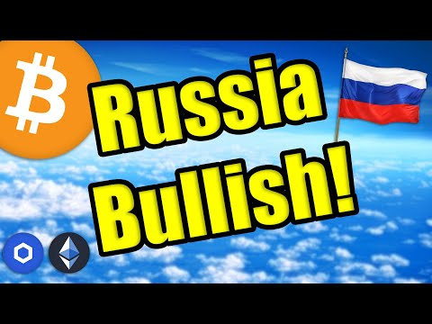 Russia Just Released the Cryptocurrency Bulls…LEGALLY! | Bitcoin and Cryptocurrency News