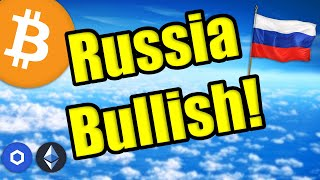 Russia Just Released the Cryptocurrency Bulls...LEGALLY! | Bitcoin and Cryptocurrency News
