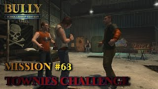 Bully: Scholarship Edition - Mission #63 - Townies Challenge (PC)