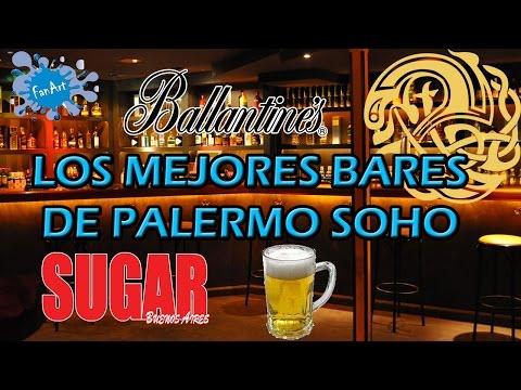 MEJORES BARES DE PALERMO SOHO // FanArt