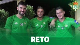 Ping-Pong Challenge | RETO | Real Betis Balompié
