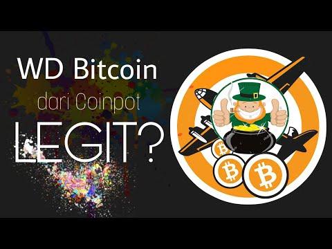 (Bag.1) Pembuktian Withdraw Bitcoin dari Coinpot Terbukti Membayar Kah?