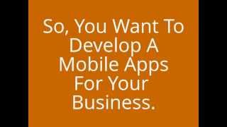 Mobile Apps Development Malaysia - Marketing Android Software Builder Program Developer