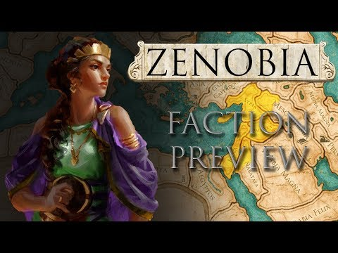 Empire Divided - Faction Preview: Queen Zenobia and the Palmyrene Empire