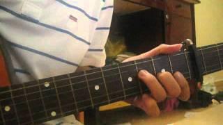 Bên đời lẻ loi Guitar cover by Mạnh Khùng