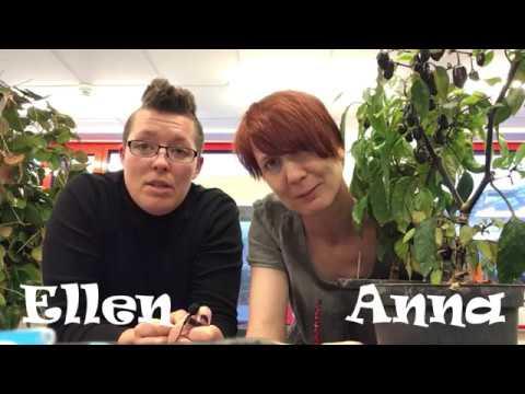 Odla chili med Anna & Ellen - del 1 Chiliskolan chilisorter