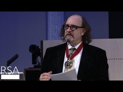 RDI Address 2013: 'The Correct Use' - Malcolm Garrett RDI