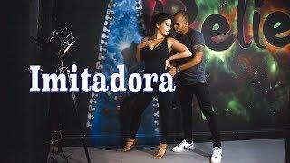 Imitadora Romeo Santos zumba by Abdel baila baila