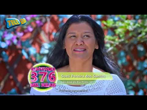 Tele Sena: apresentadora Mira Filizola tem um recado para você