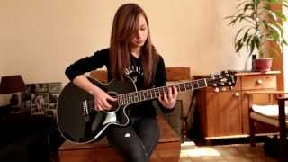 "Can you play like this ?  ""Led Zeppelin Stairway to heaven cover by Chloé"""