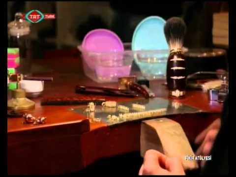 Utku Koçak Custom Jewelry TRT Türk Fikir Atölyesi'nde