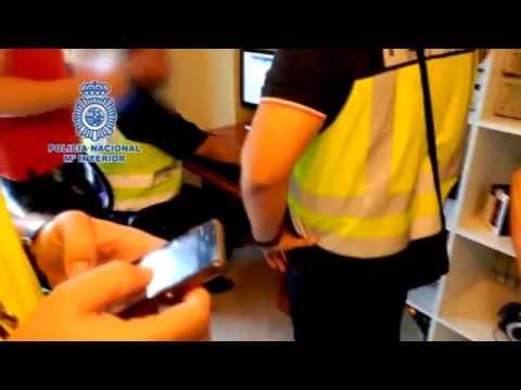 Detenido por recibir en su móvil el vídeo pornográfico de una menor de edad