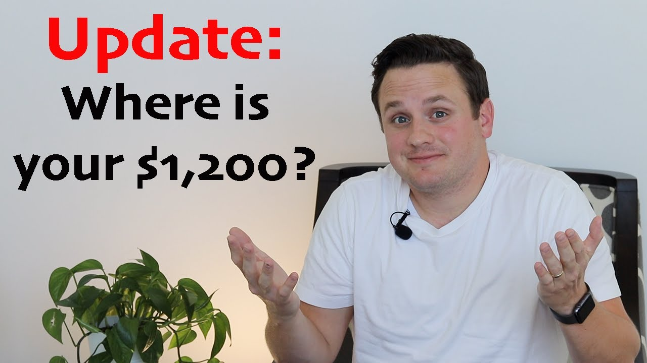 How To Get Your $1200 Stimulus Payment Direct Deposited To ...