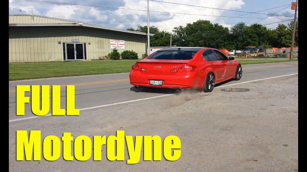 FULL Motordyne Exhaust, Shockwave and ART pipes, 1st runs after install    G37s Sedan