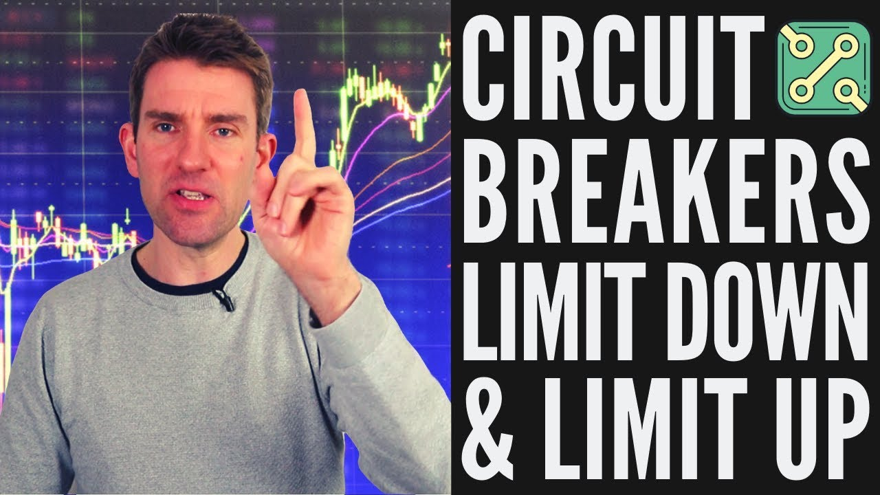 Circuit Breakers Limit Down and Limit Up, What Triggers a Stock Market Shutdown!? ☝️