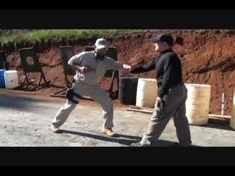 Defensive Pistol Training