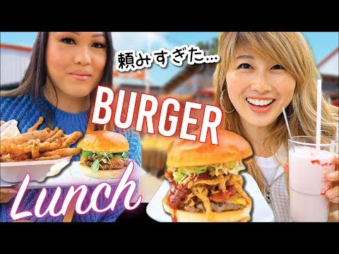 ordered-way-too-many-sides!-lunch-at-uneeda-burger!