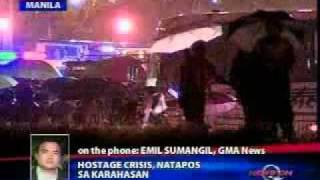 manila hostage philippines manila hostage taking